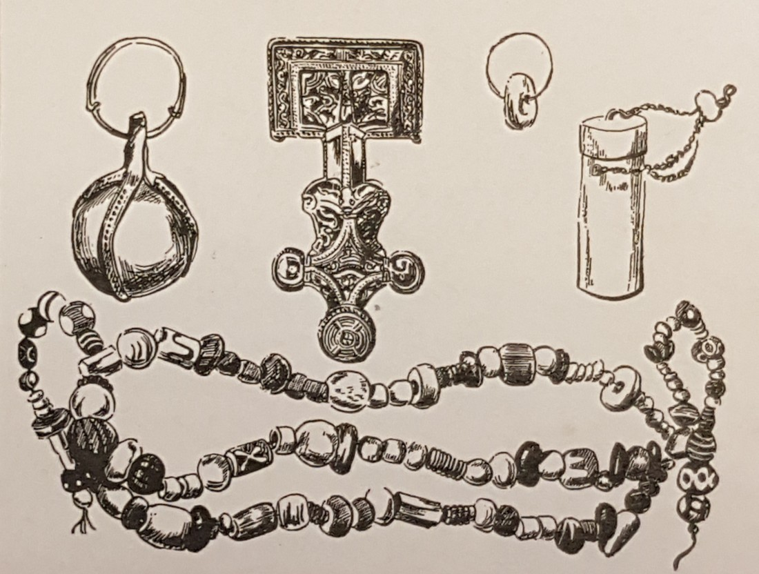 Northumbrian Age AS jewelry