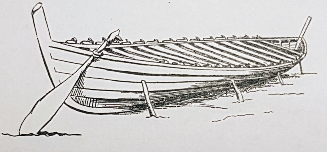 Northumbrian Age Boat 1