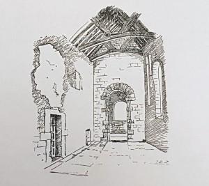 Northumbrian Age Church interior