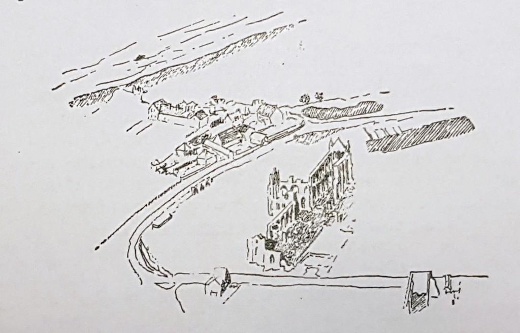 Northumbrian Age hilda's monastery