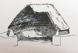 Northumbrian Age hut
