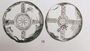 Northumbrian Age silver dishes