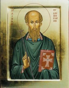 St. Aidan of Lindisfarne