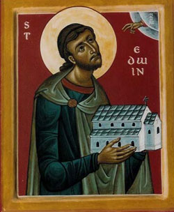 St Edwin of Northumbria