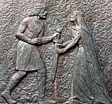 Ættartangi (Grettir's Sword)