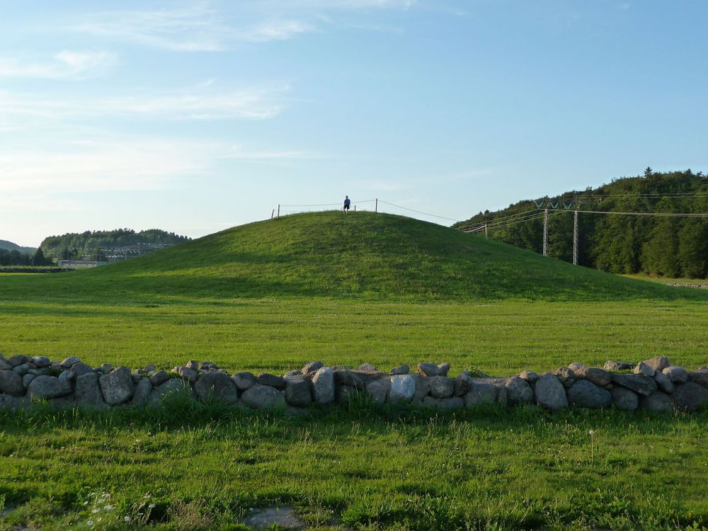 Gokstad Ship Burial Mound