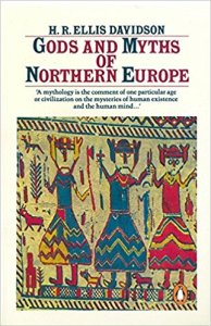 Gods & Myths of Northern Europe (Book cover)