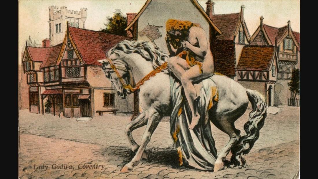 Lady Godiva Coventry