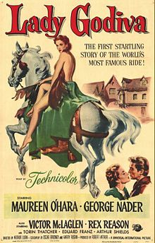 Lady godiva movie