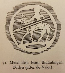 Fig. 71. Chariot of the Sun