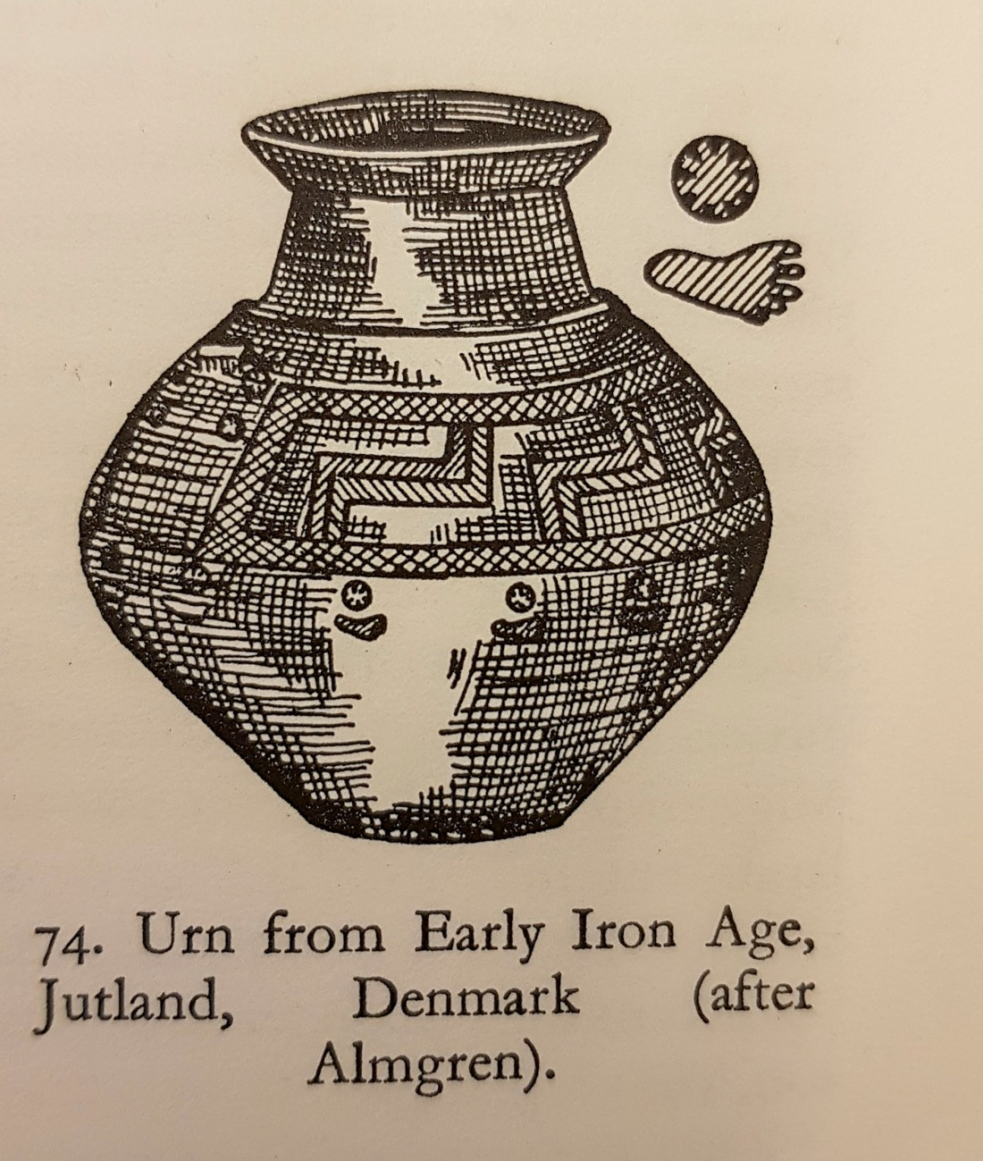 Fig. 74. Chariot of the Sun